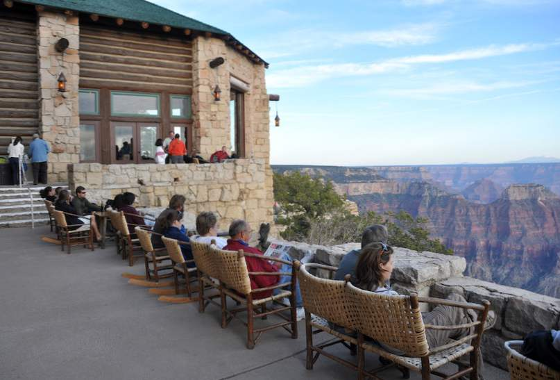 Wo bei dem Grand Canyon Best Places & Hotels übernachten / Hotels