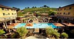 Wine Country Vacations Overnatting i Napa & Sonoma (fluktbil)