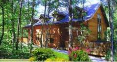 Thousand Hills Cabin & Golf Resort in Branson, Missouri (Romantik)