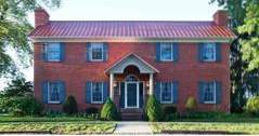 Yates House Bed & Breakfast in Rocheport, Missouri (Romantik)