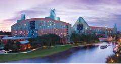 Walt Disney World Swan und Dolphin Resort (Resorts)