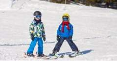 Vinter Vacation Ideas Angel Fire Resort, New Mexico (skidåkning)