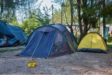volledige aansluiting camping in het zuiden van Oregon