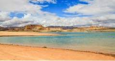 Utah und Arizona Anziehungskraft Lake Powell (Arizona)