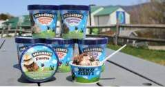Vermont Dingen om te doen Ben & Jerry's Ice Cream Factory Tour (Vermont)
