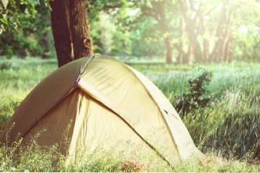 volledige aansluiting camping in Indiana