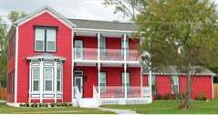 Weekendresor i Texas Red Velvet Inn (texas)